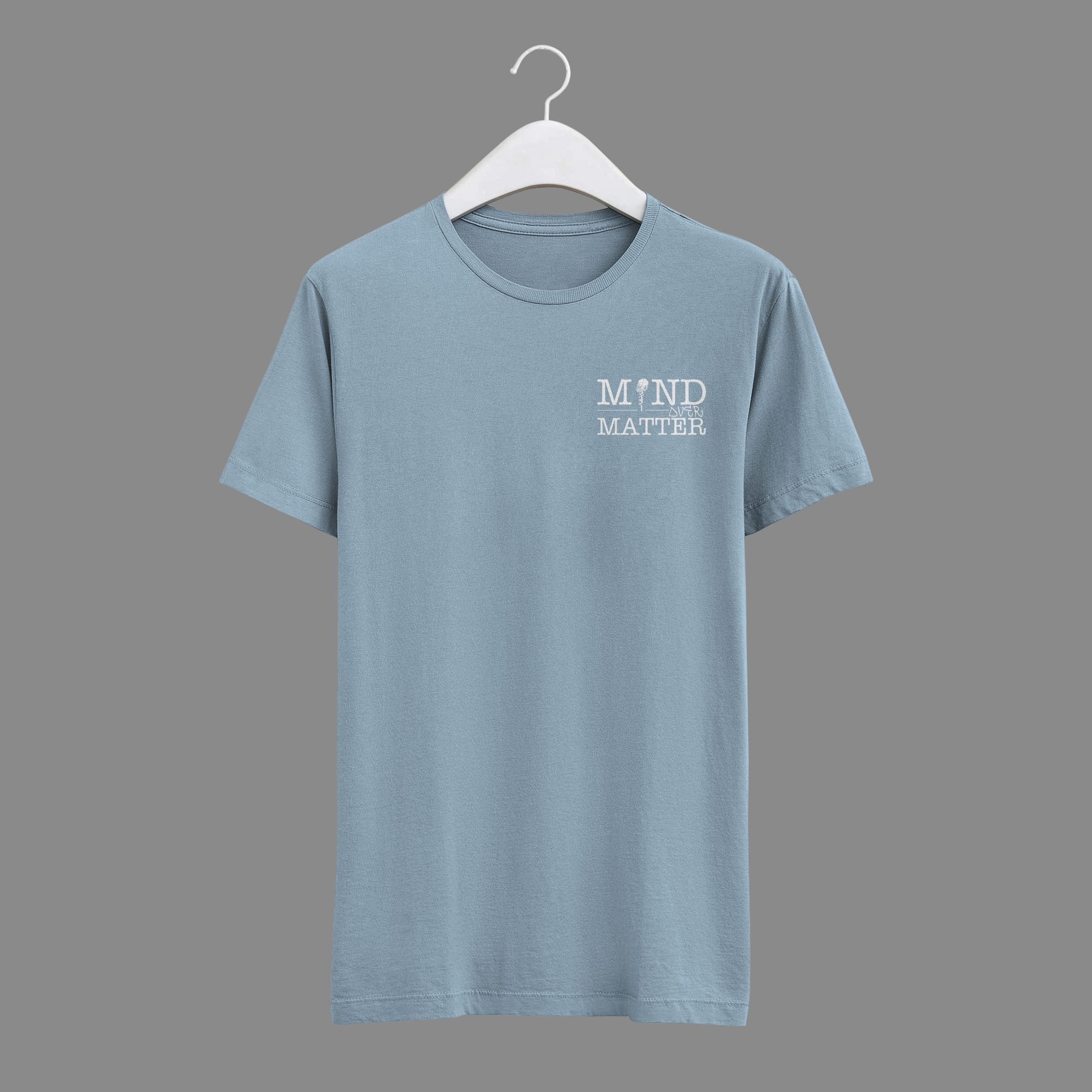 Light-Blue-MOM-T-Shirt