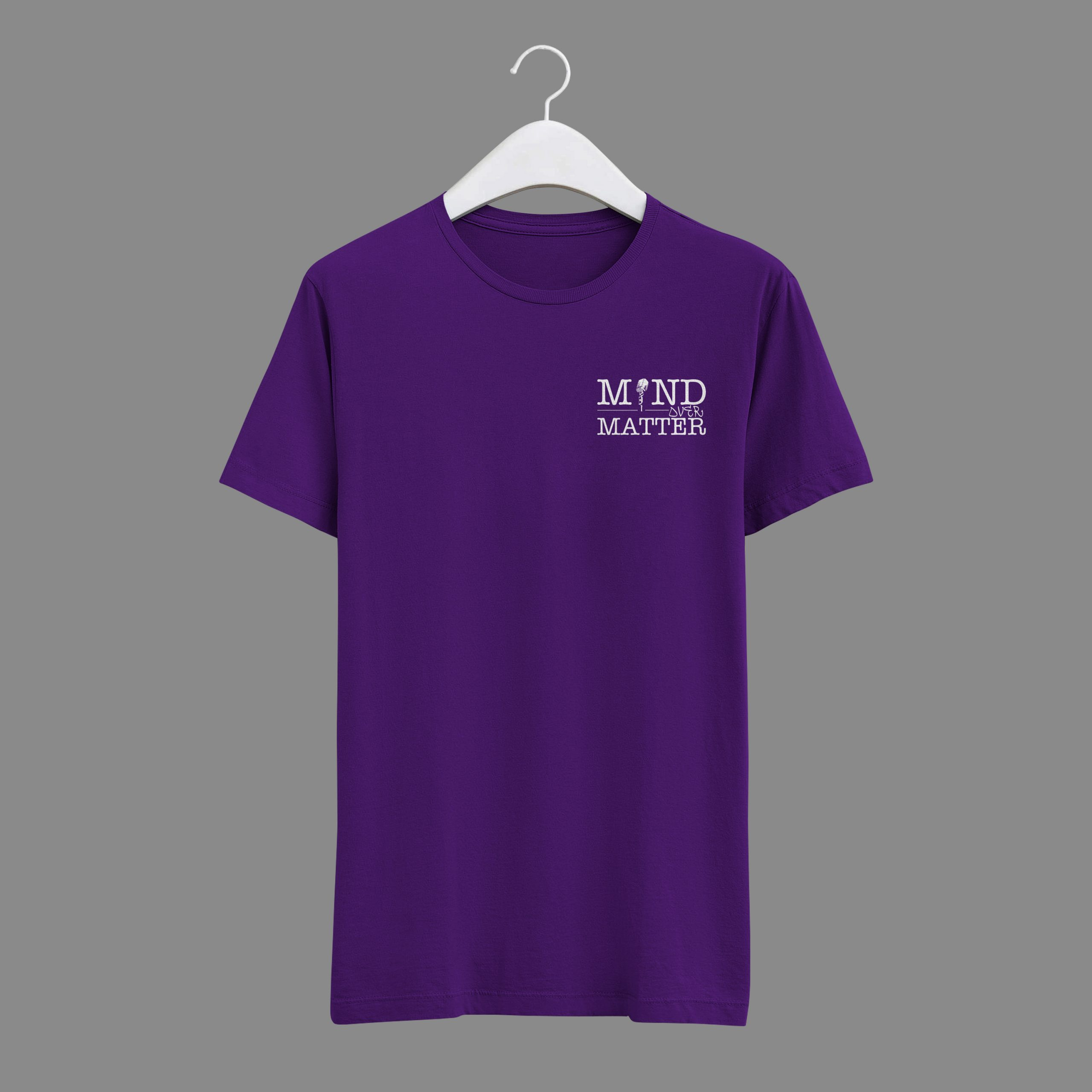 Purple-MOM-T-Shirt